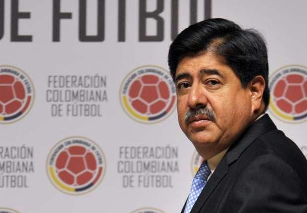 Luis Bedoya renuncia a presidencia de Federación Colombiana de Futbol
