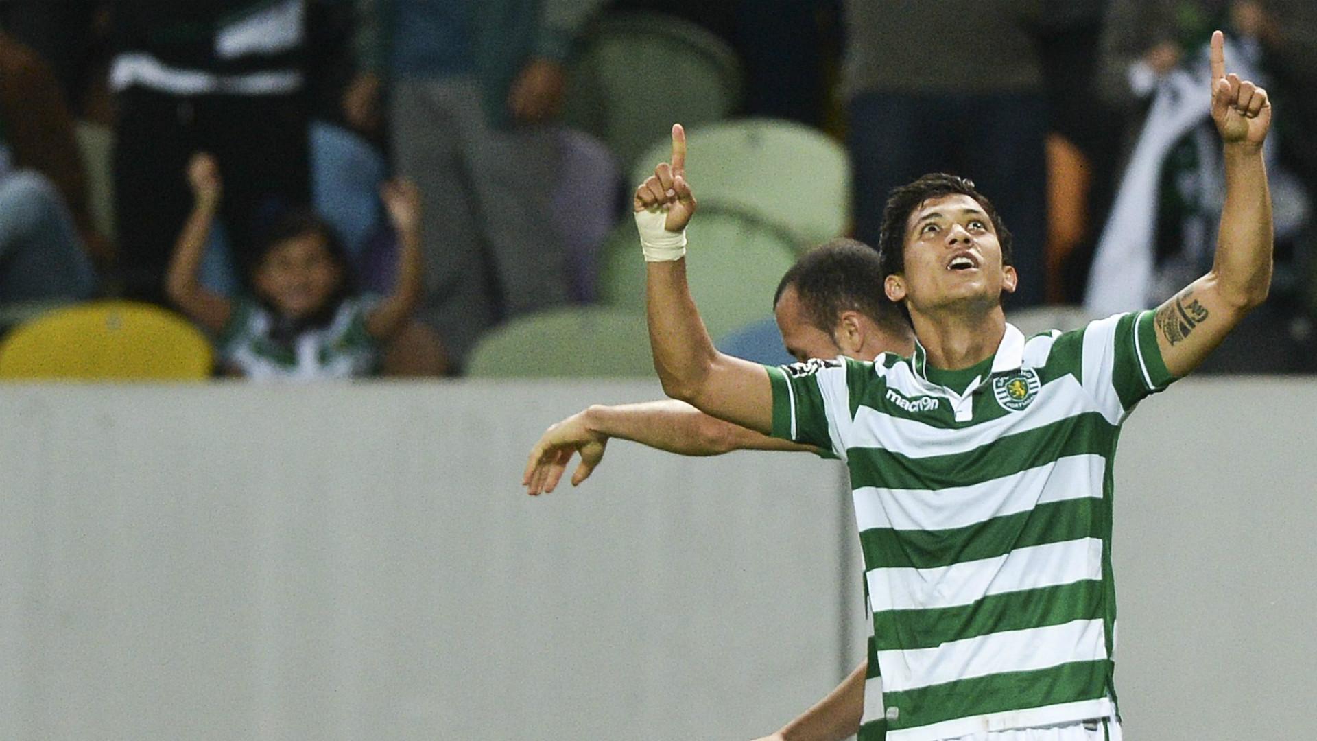 Fredy Montero - Sporting CP