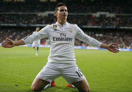 Old Lady Luck Shines On Madrid