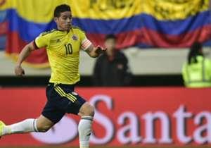 James Rodríguez se perderá los primeros compromisos de la Selección Colombia debido a molestias físicas en su pierna izquierda.