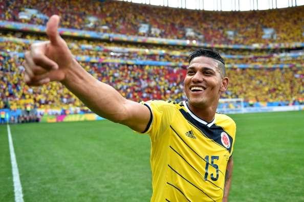 Alexander Mejía - Selección Colombia