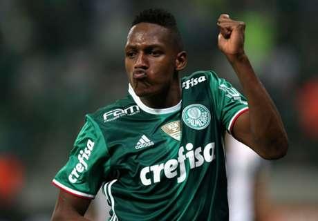 Yerry Mina va signer au Barça