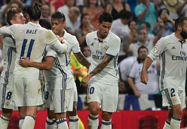 أهداف مباراة ريال مدريد وليغا وراسو 5-1