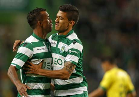 Sporting Lisboa sigue con chances