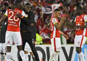 Independiente Santa Fe clasificó a su tercera final sudamericana.