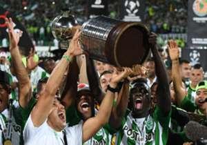 Nacional Campeón Copa Libertadores