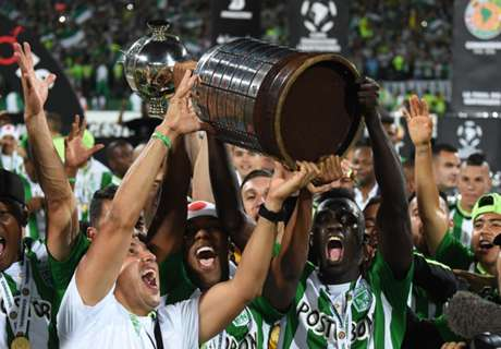 Libertadores outshines sterile UCL