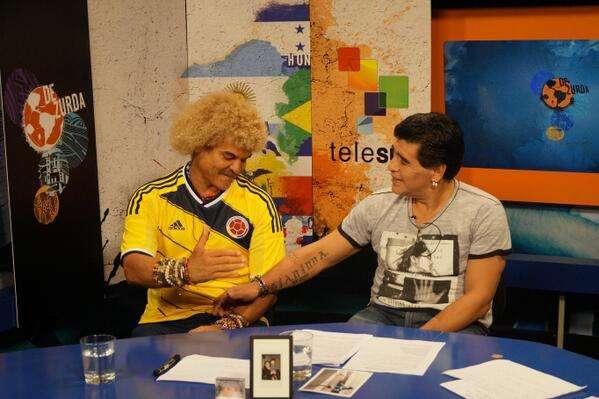 Maradona confirmó que habrá partido por la paz