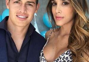 Daniela Ospina, hermana del portero colombiano David Ospina, ya no es más la novia de James Rodríguez. Te mostramos las hermanas más bonitas de los futbolistas.