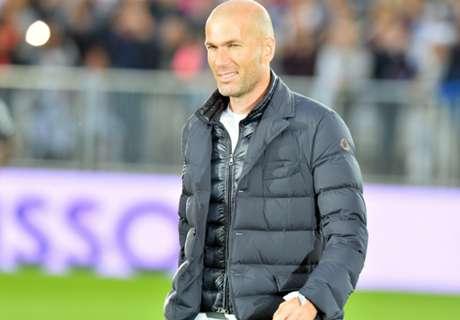 Zidane eligió a su hijo como capitán