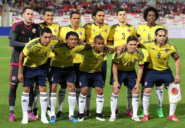 Colombia perderá un puesto en el Ranking FIFA