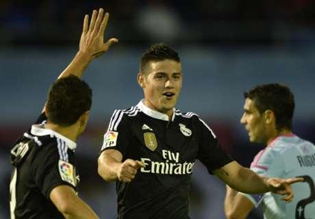 Real Madrid no quiere alejarse