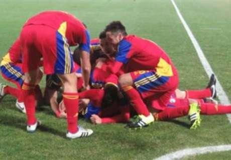 Andorra venció a San Marino