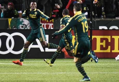 Deslumbra en la MLS