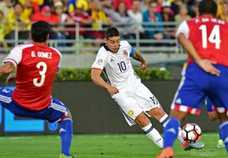 Cuplikan: Kolombia 2-1 Paraguay