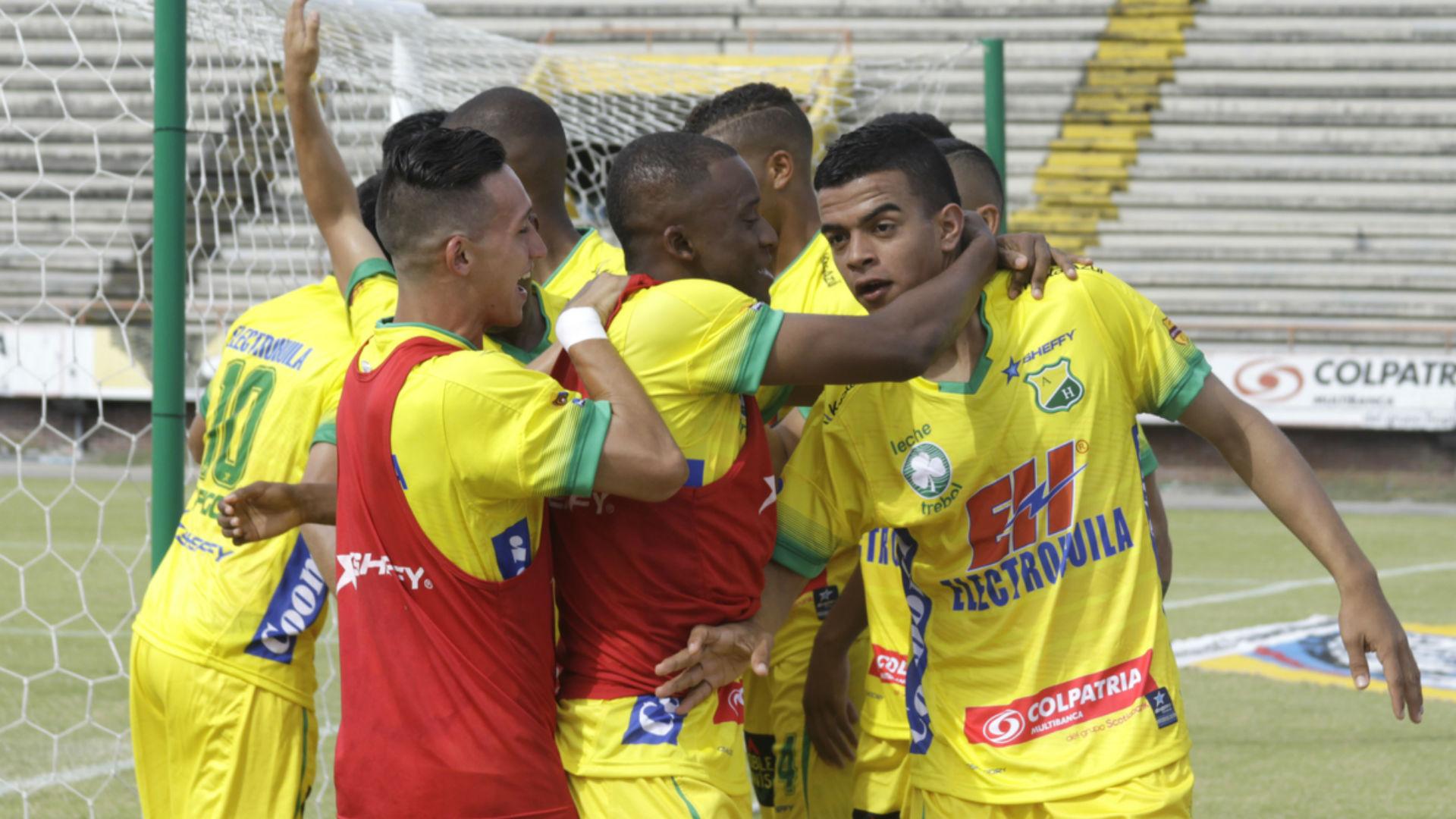Atlético Huila gol vs Deportivo Cali 2016-II