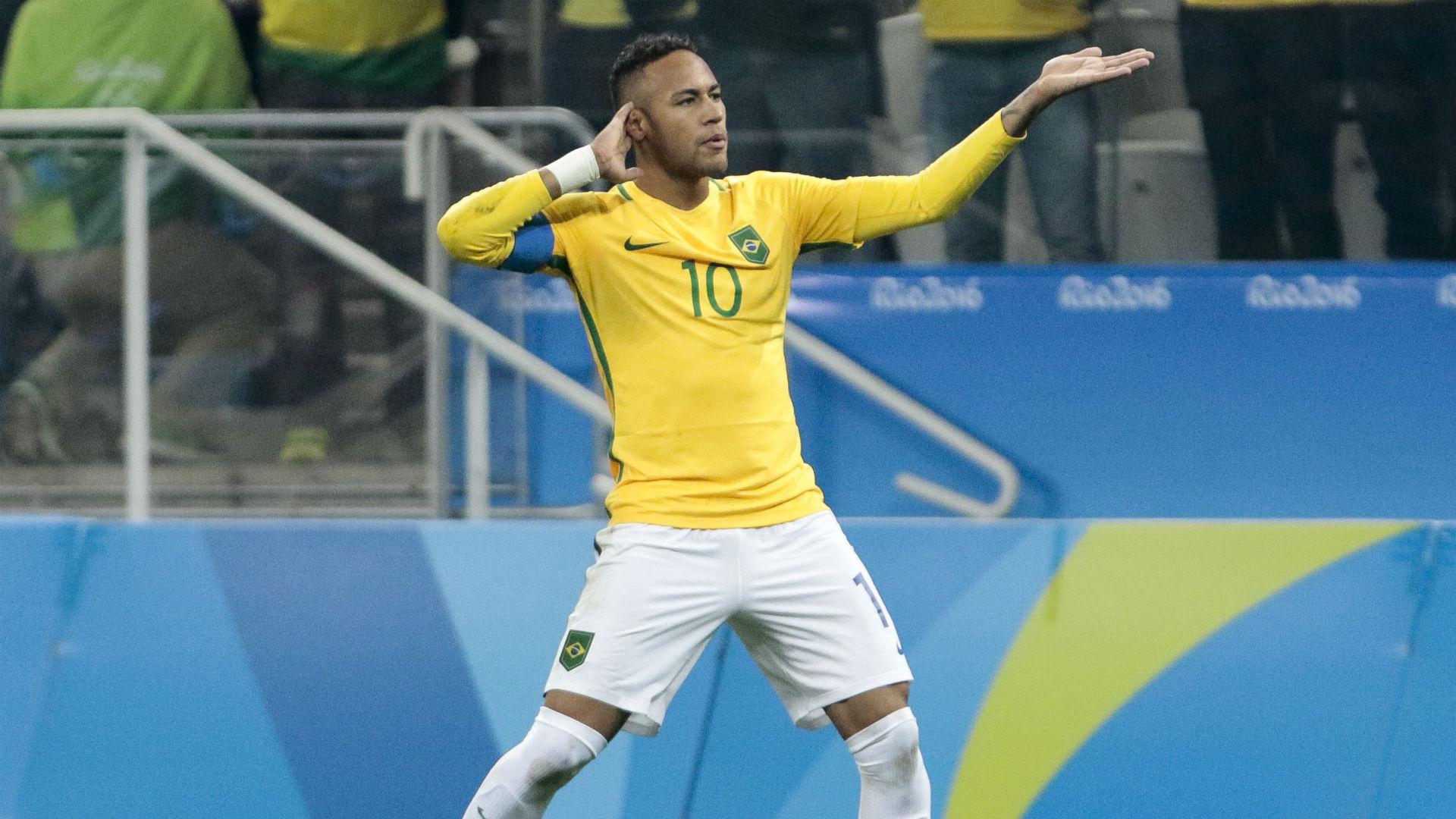 Video: U23 Brazil vs U23 Colombia