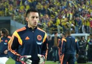 CAMILO VARGAS | Dep. Cali - Colombia | La lesión de Hernández le abrió la puerta a la titular de su equipo y empieza a retomar su mejor nivel.