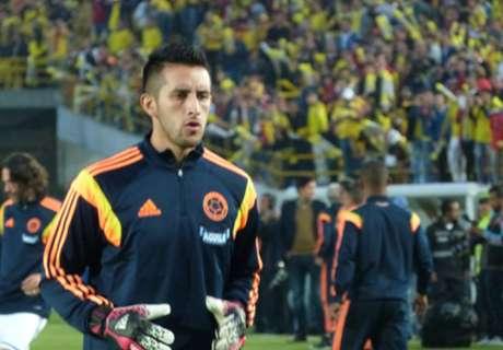 Vargas debutó con Argentinos Jrs.