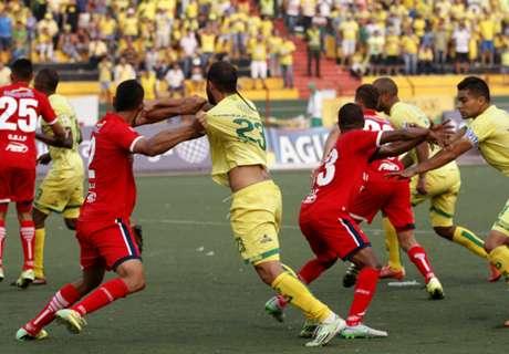 Bucaros y Patriotas igualaron sin goles