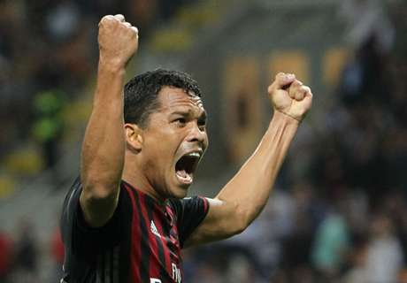 Bacca and Niang power Milan to 2-0 victory