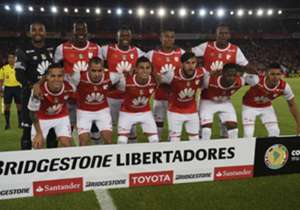 Revive los mejores momentos de la aplastante victoria de los cardenales sobre Oriente Petrolero, con la que obtuvo el paso a la fase de grupos de la Copa Libertadores.