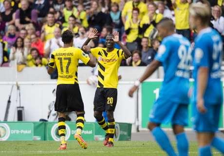 DFB Pokal: Stuttgarter 1 x 4 Dortmund