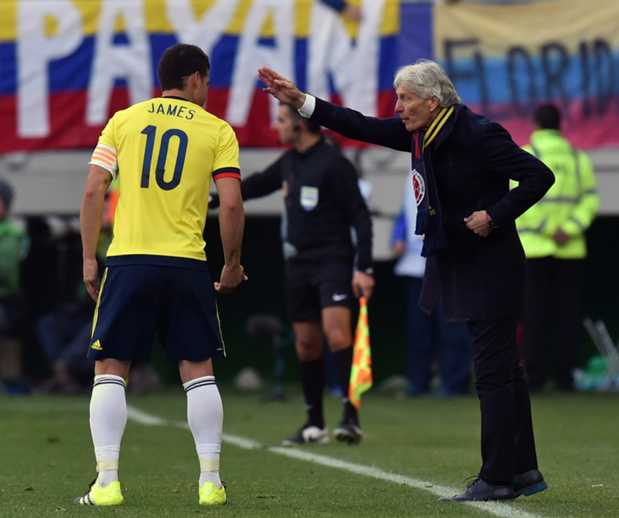 Video: Colombia vs Peru