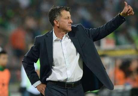 Osorio chega ao Brasil com moral