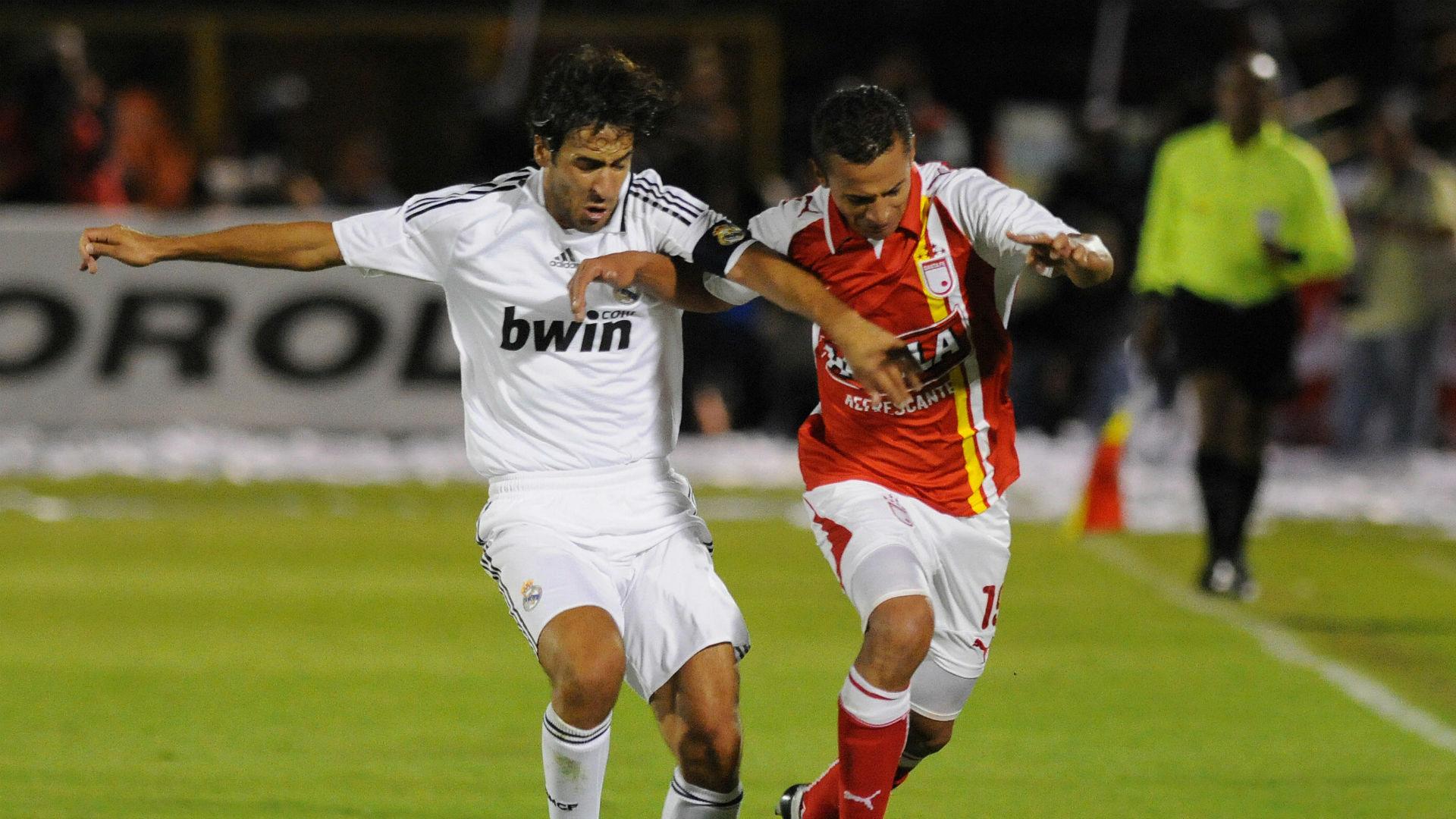 Real Madrid volvería a jugar en territorio colombiano