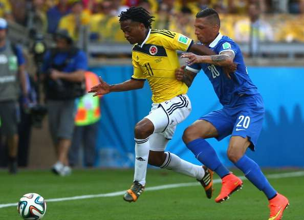 Cuadrado: World-class Cote d'Ivoire are a force to be reckoned with