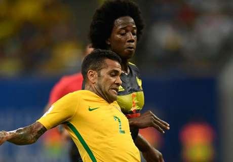 Neymar & Marcelo star for Selecao