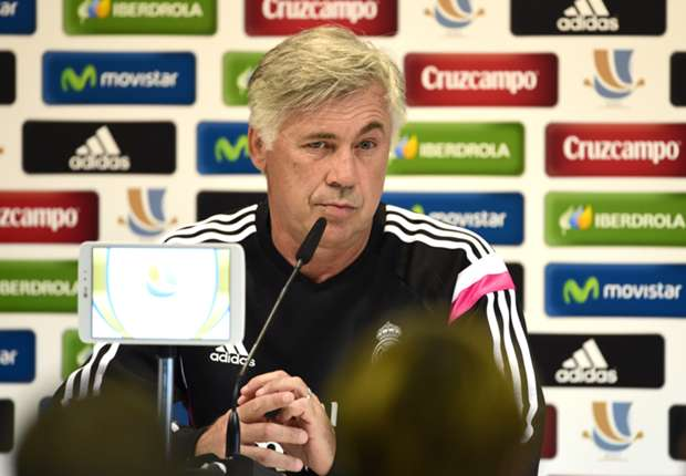 Carlo Ancelotti - Real Madrird