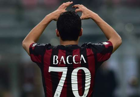 ¿Se va Bacca del Milan?