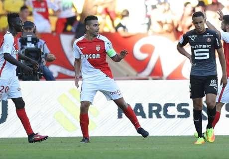 Radamel Falcao Menangkan Monaco