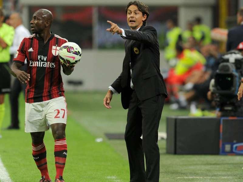 Berlusconi e la disperazione 'dettano' l'11 del Milan a Inzaghi: in campo Armero e Van Ginkel