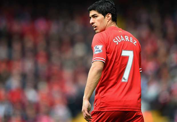 How much is Luis Suarez worth?