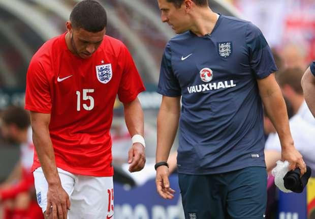 England to give Oxlade-Chamberlain time, says Hodgson