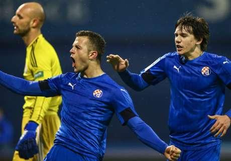 VIDEO: Dinamov crossbar challenge