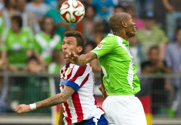 Traf gegen seinen Ex-Klub Wolfsburg: Mario Mandzukic