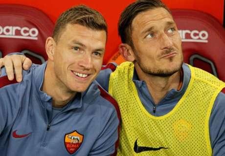 La Roma sur Zaza, Dzeko en partance ?