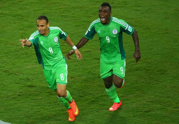 Nigeria 1-0 Bosnia: Odemwingie fires Super Eagles to brink of last-16