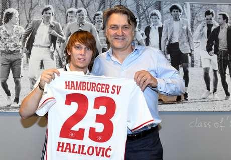 Halilovic: Barca a positive experience