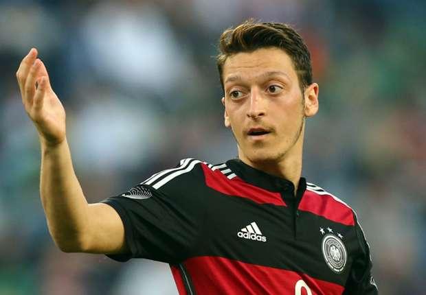 Ein Einsatz gegen Argentinien ist für Mesut Özil unrealistisch