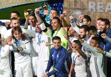 Trigol CR7 Bawa Madrid Jadi Juara Dunia