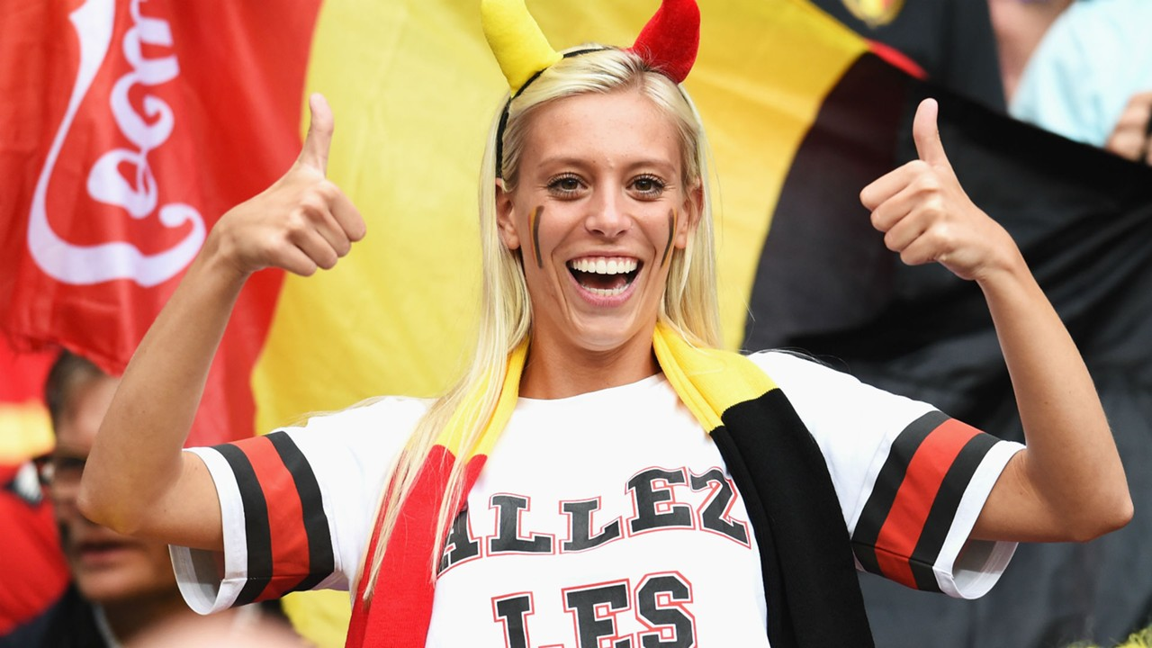 euro 2016 fans - belgium