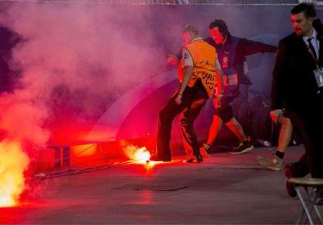 Atlético y Benfica, expedientados