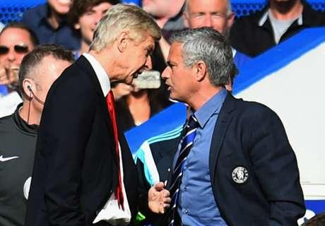 Arsène Wenger et José Mourinho enfin d'accord