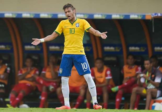 Neymar: I'm still not fully fit