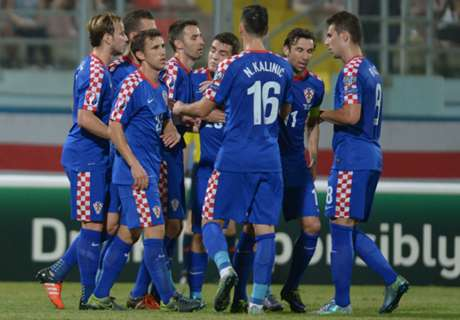 Qual. Euro 2016 - Croazia in Francia